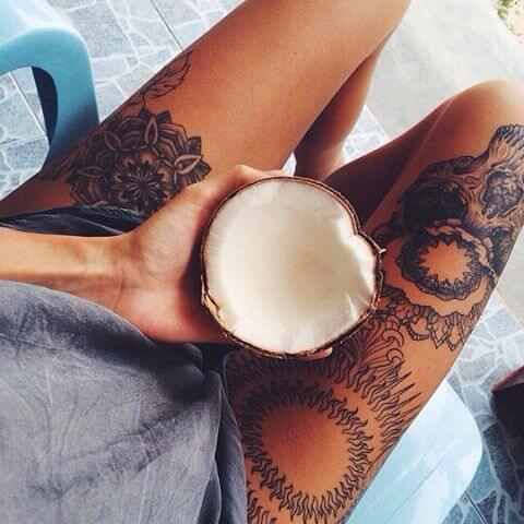Novedosa idea que revolucionará los tatuajes efímeros