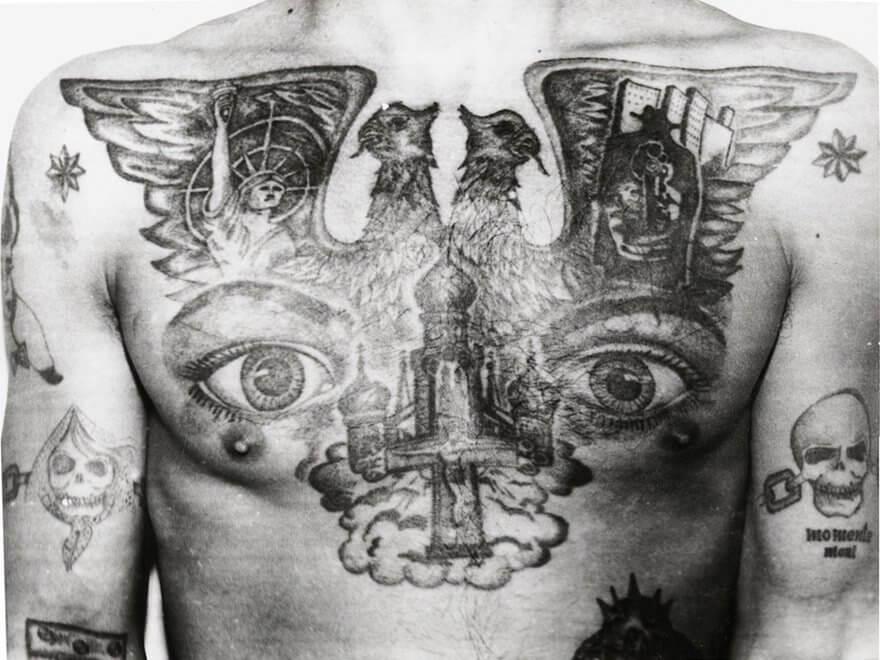 Tatuajes de la mafia rusa