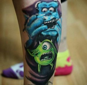 Mejores-tatuajes-con-personajes-y-cosas-de-Disney-11