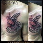 Tatuajes con efectos realistas