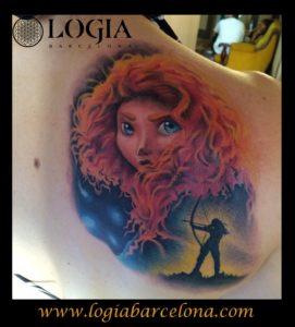 Tatuajes de Disney 3