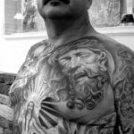 Los tatuajes chicanos tan comunes, ¿Tienen algún significado?