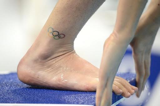 Tatuajes de Juegos Olímpicos