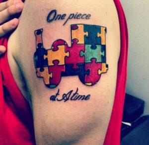 tatuajes de puzzles