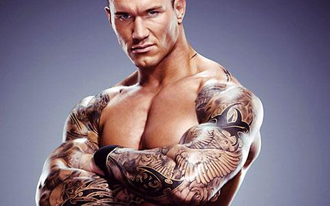 Randy Orton : el luchador y sex symbol cuyos tatuajes causan tendencia