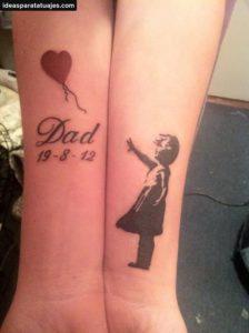 Tatuajes En Homenaje A La Familia Tatuajes Logia Barcelona