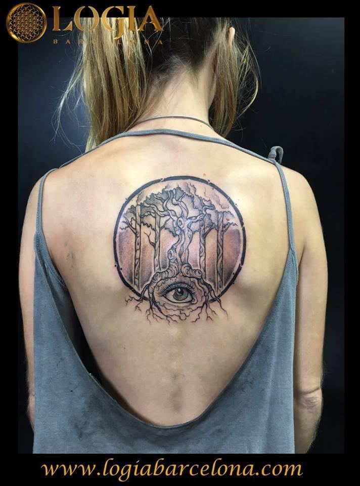 Iphone wallpaper illuminati - Tatuaje Del Ojo Que Todo Lo Ve Pictures To Pin On Pinterest