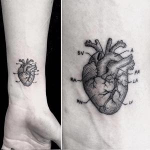 Sanghyuk Ko Tattoo