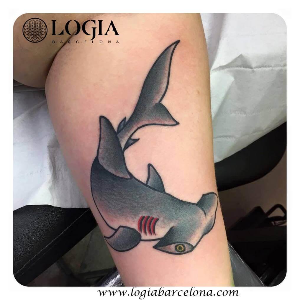 Tatuajes de tiburones