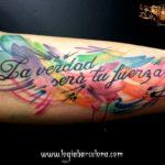 Tatuajes reivindicativos
