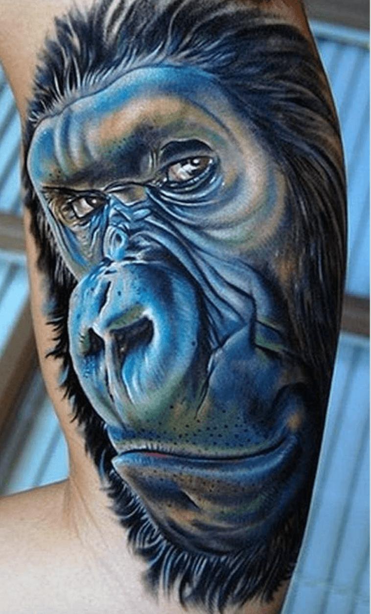 3 Monos Sabios Tatuajes tatuajes de monos   tatuajes logia barcelona