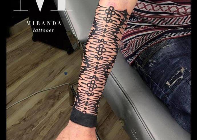 Tatuajes De Brazaletes Tatuajes Logia Barcelona