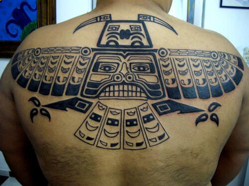Tatuajes Aztecas Tatuajes Logia Barcelona