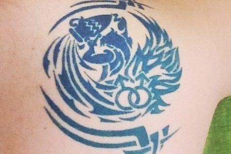 Tatuajes de Acuario