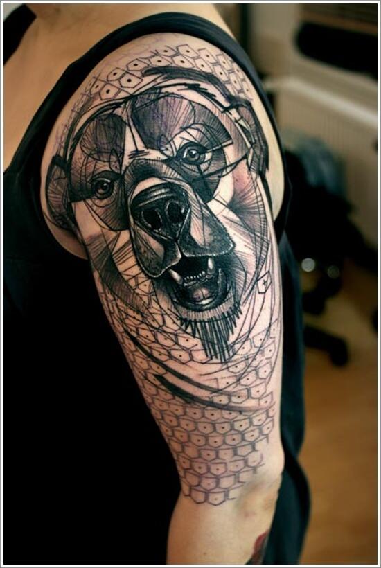 Tatuajes De Osos Tatuajes Logia Barcelona