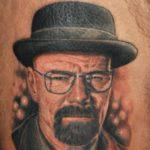 Tatuajes de Breaking Bad