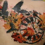 Tatuajes de otoño