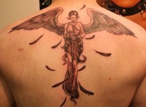 tatuaje de virgo