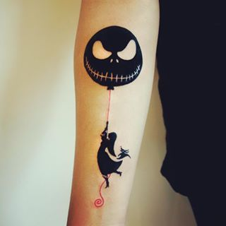 Tatuajes De Tim Burton Tatuajes Logia Barcelona