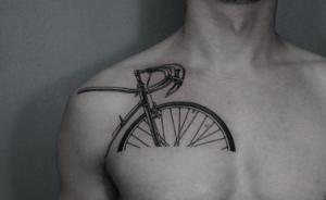 tatuajes de bicicletas