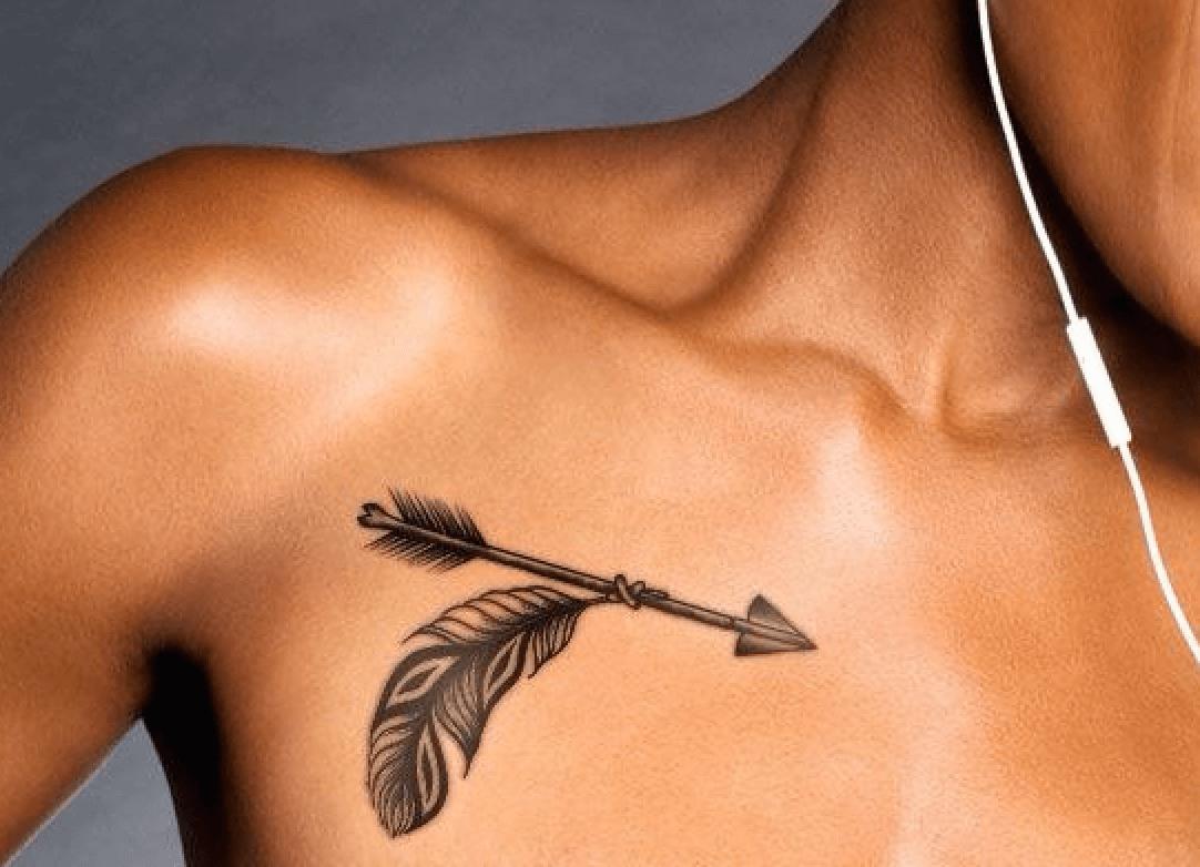 Tatuajes De Arcos Y Flechas Tatuajes Logia Barcelona