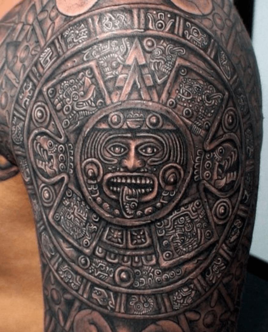 Tatuajes Con Motivos Incas tatuajes incas - | tatuajes logia barcelona