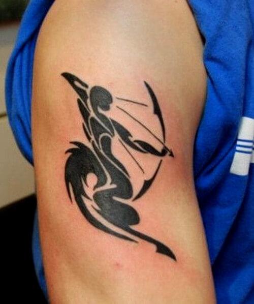 tatuajes de arcos y flechas tatuajes logia barcelona. Black Bedroom Furniture Sets. Home Design Ideas