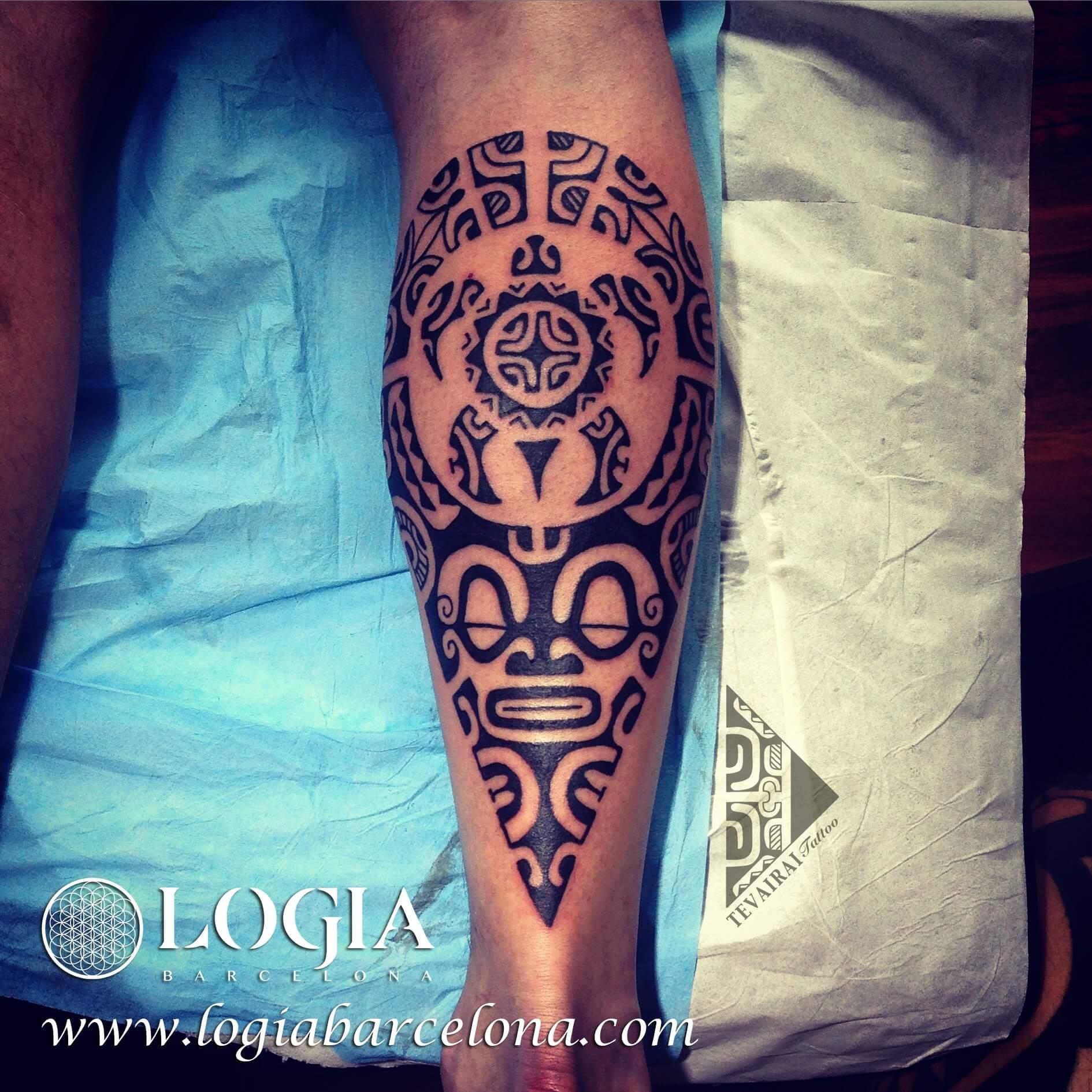 Tatuajes de brazaletes maores Tatuajes Logia Barcelona