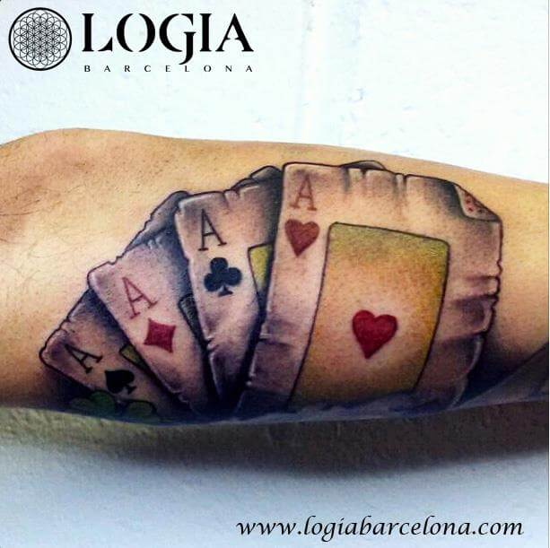Tatuajes para atraer la buena suerte