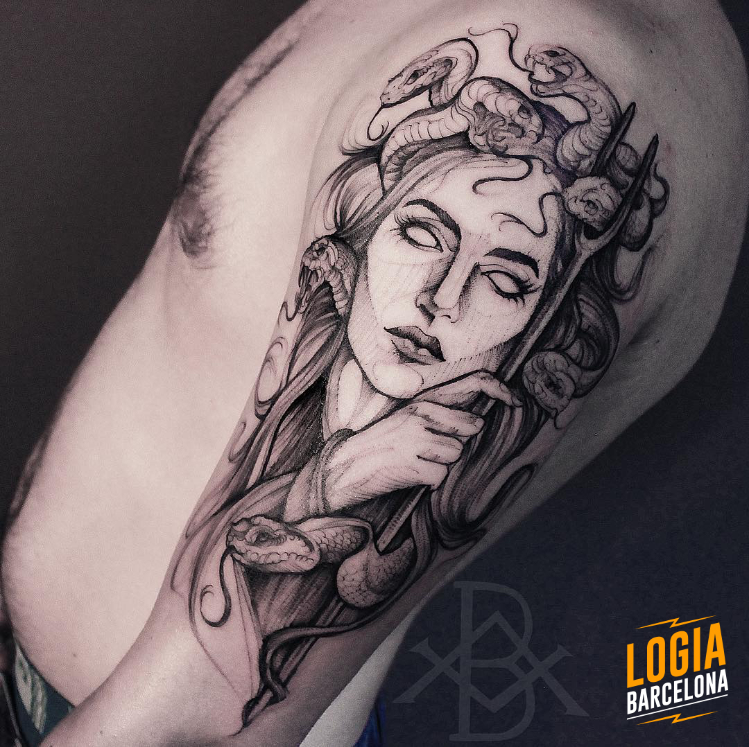 Medusa Tattoos