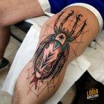 Tatuajes de arañas