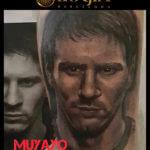 Tatuajes de Messi