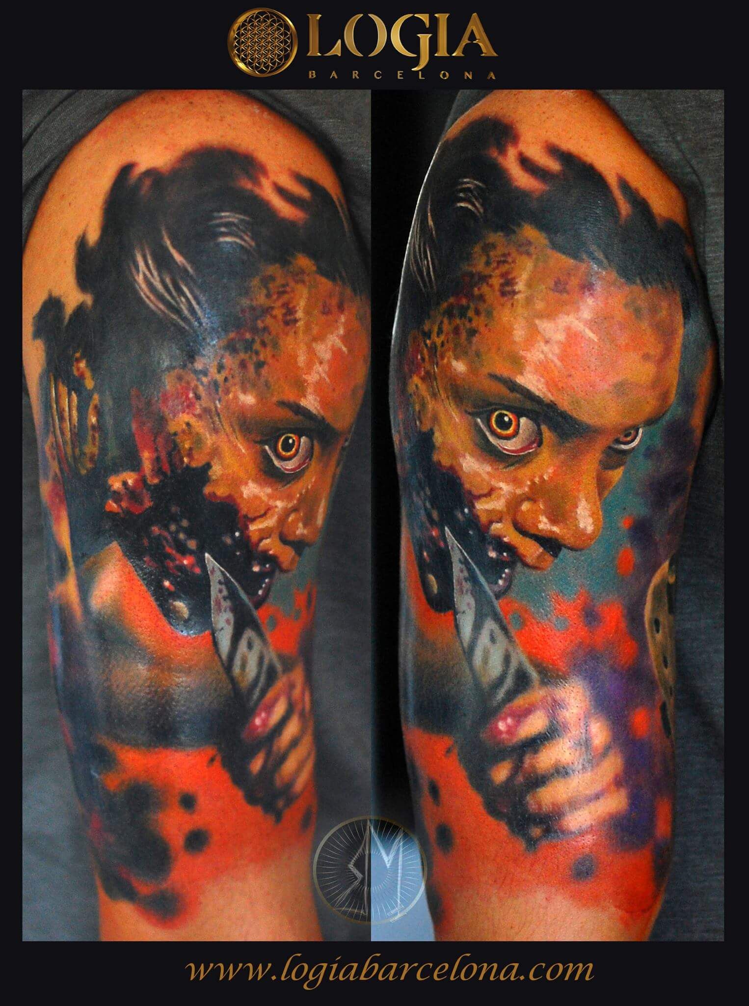 Tatuajes para lucir en Halloween