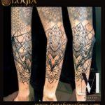 Cómo integrar tu tatuaje en el cuerpo