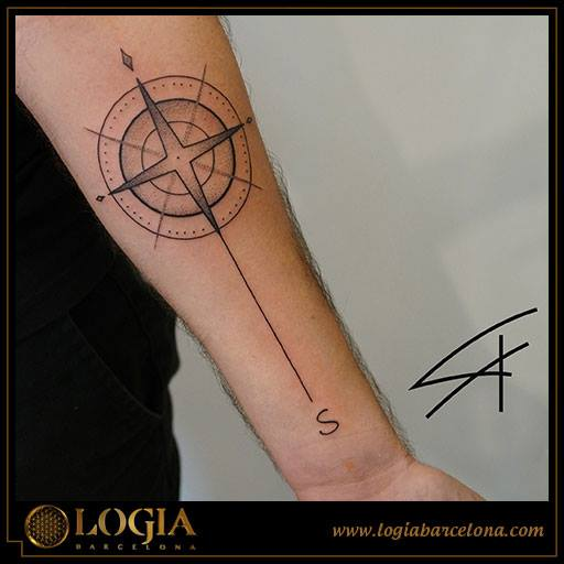Los Tatuajes Unisex Mas Comunes Tatuajes Logia Barcelona