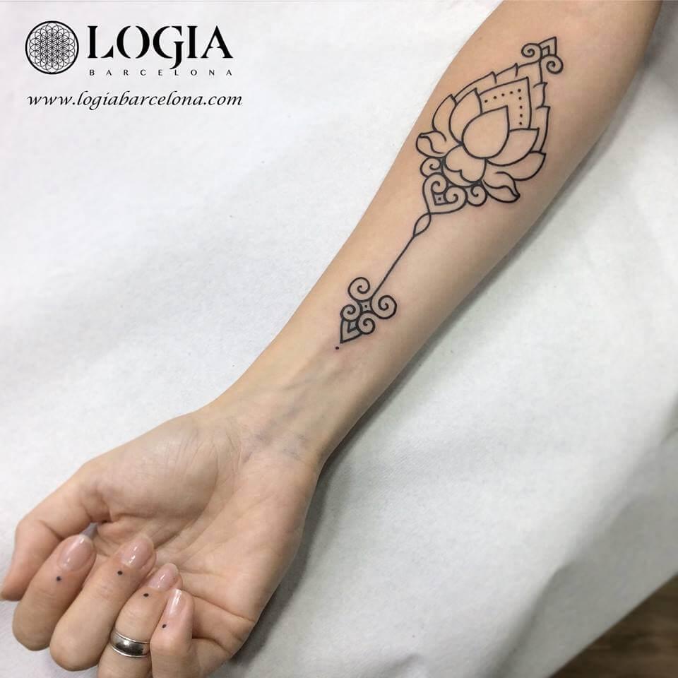 La sensación de ver tu tatuaje acabado