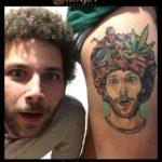 Personaliza el tatuaje de retrato