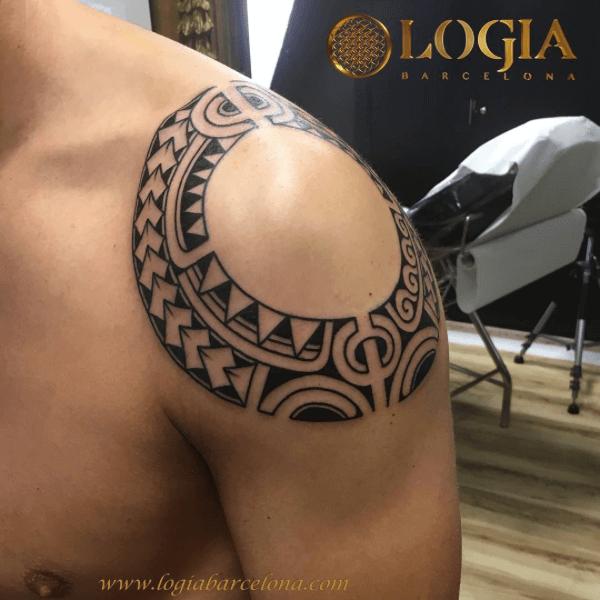 Dónde Duelen Menos Los Tatuajes Logia Tattoo Barcelona