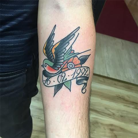 Tatuajes de estilo Old School