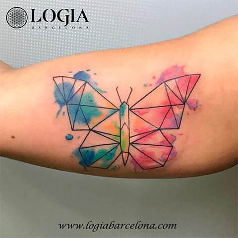 Los Colores En Los Tatuajes Tatuajes Logia Barcelona