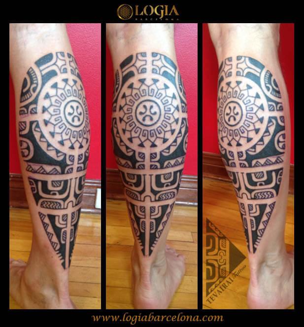 maori-tatuajes-logia-tattoo-tevairai-pierna