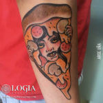 Tatuajes para Pizza Lovers