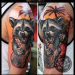 Tatuajes llenos de positivismo