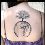Tatuaje Del árbol De La Vida Y Su Significado Logia Tattoo