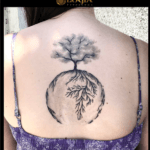 Tatuajes naturaleza