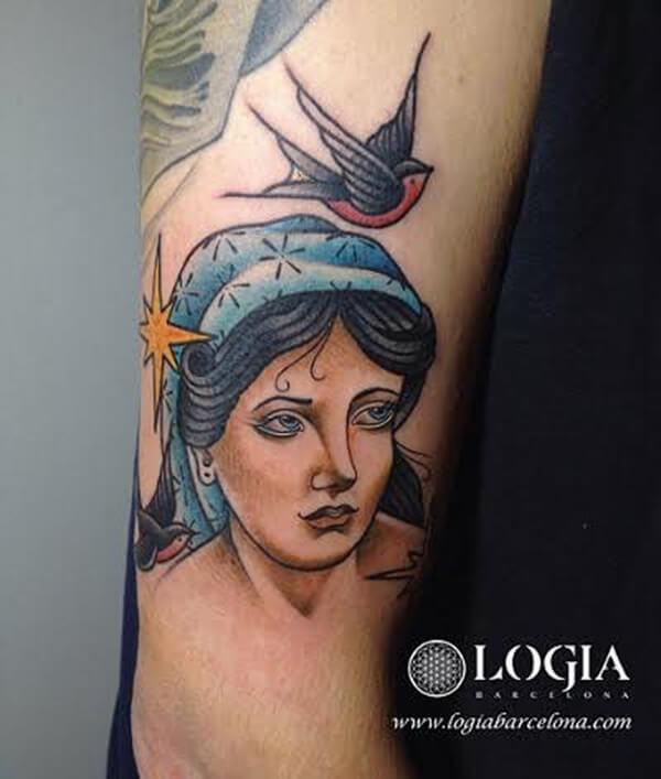 Tatuajes de zíngaras