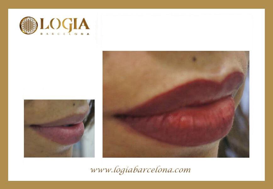 ¡Los labios perfectos gracias a la micropigmentación labial!