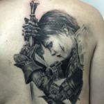 Tatuajes de guerreras