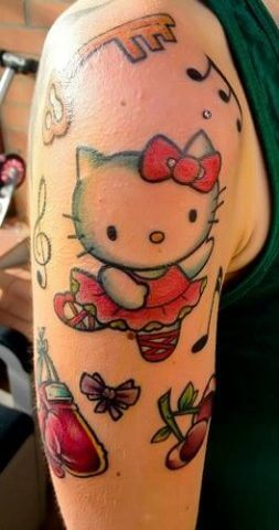 La leyenda oculta de Hello Kitty