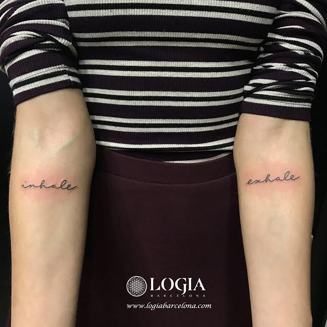 Tatuajes que relajan el alma